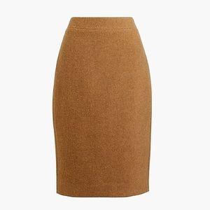 J Crew Factory NWT Wool Blend Skirt